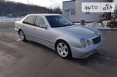 Mercedes-Benz E-Class W210 E320 CDI 2000
