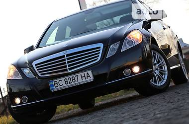 Mercedes-Benz E-Class COMFORT LINE   2011