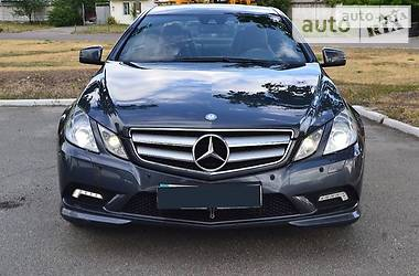 Mercedes-Benz E-Class 350 blueefficiency 2011