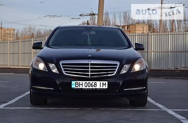 Mercedes-Benz E-Class GAZ-B.OBSLUJENA.FULL 2012