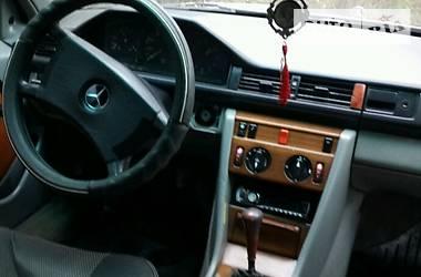 Mercedes-Benz E-Class 200 D 1989