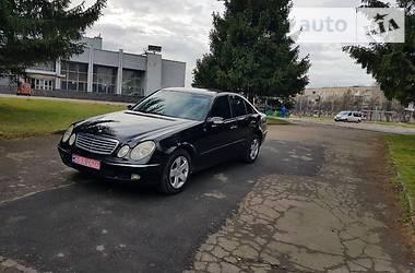Mercedes-Benz E-Class DIESEL 2003