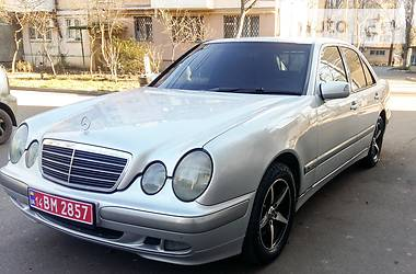 Mercedes-Benz E-Class 2.7CDI 2001