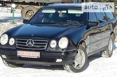 Mercedes-Benz E-Class AVANTGARDE 2000