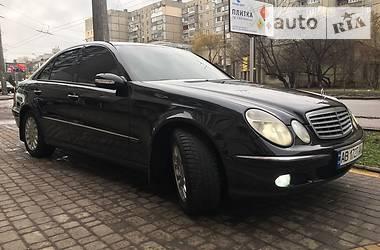 Mercedes-Benz E-Class elegance 2005