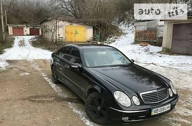 Mercedes-Benz E-Class W211 4matic 2005