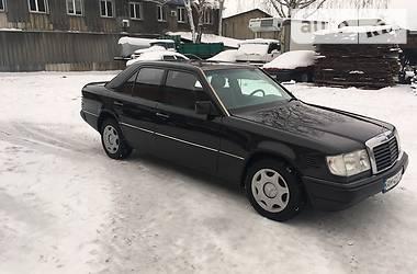 Mercedes-Benz E-Class 250TD 1990