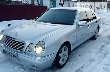 Mercedes-Benz E-Class w 210 1996