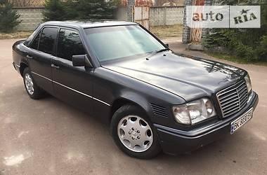 Mercedes-Benz E-Class Turbo diesel 1992