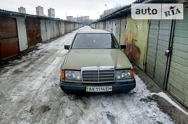 Mercedes-Benz E-Class  1985