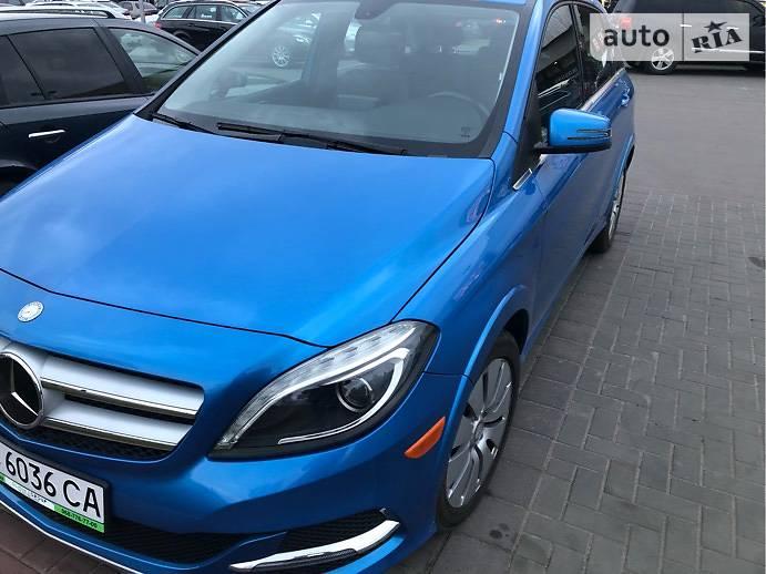 Mercedes-Benz Electric Drive