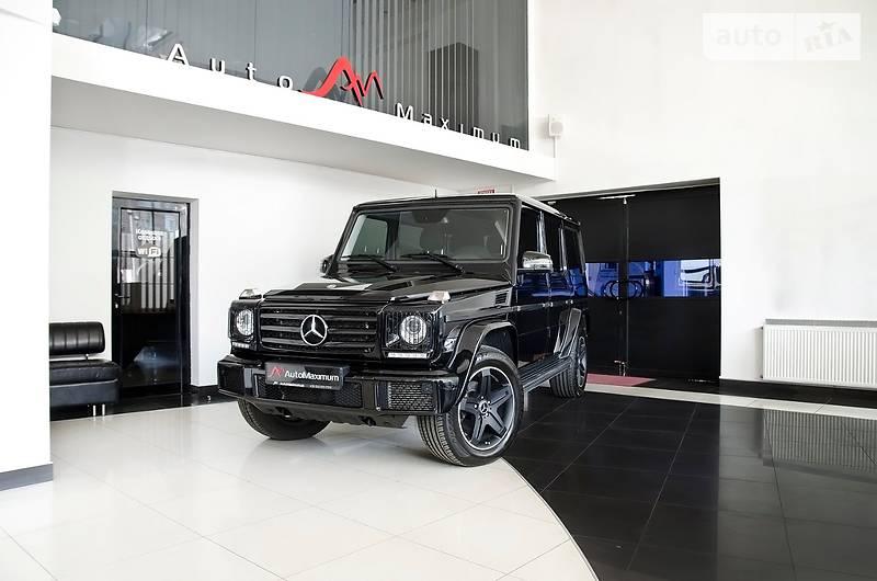 Mercedes-Benz G 2015 года