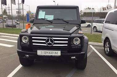 Mercedes-Benz G 500 W463 G-GUARD B6 2012