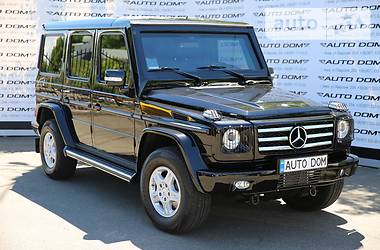 Mercedes-Benz G 500 GUARD B7 B7 2012