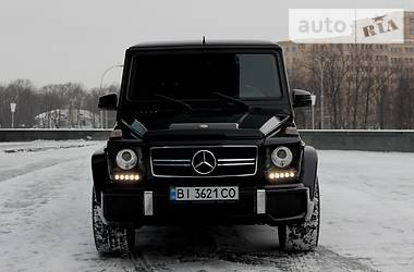 Mercedes-Benz G 55 AMG  2011