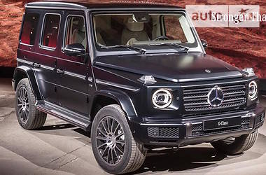 Mercedes-Benz G 63 AMG NEW 463 Night 2018