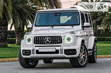 Mercedes-Benz G 63 AMG NEW MODEL 2018