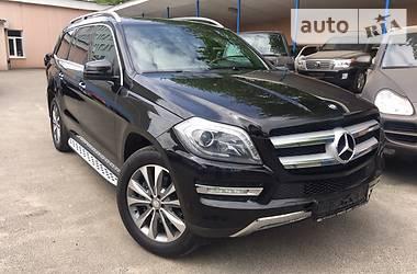 Mercedes-Benz GL 350 BlueTec 2013