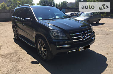 Mercedes-Benz GL 350 Grand Edition 2011