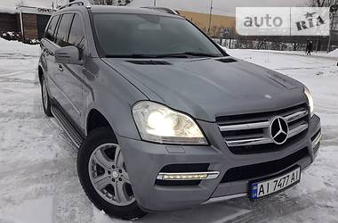 Mercedes-Benz GL 350 Official Europe 2011