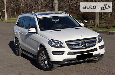Mercedes-Benz GL 350 BLUE EFFICIENCDiesel 2015
