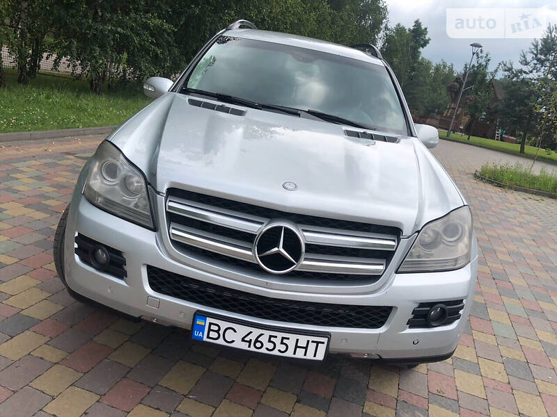 Mercedes-Benz GL 420