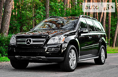 Mercedes-Benz GL 450 Premium ІІ 2007