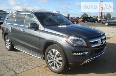 Mercedes-Benz GL 450 3.0 2015