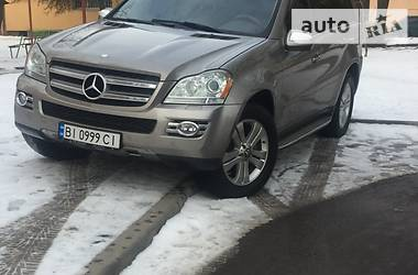Mercedes-Benz GL 450  2009