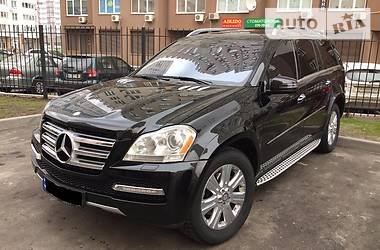 Mercedes-Benz GL 550  2011