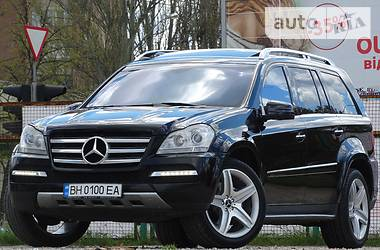 Mercedes-Benz GL 550 PROBEG-68T.KM.IDEAL. 2012