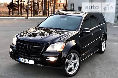 Mercedes-Benz GL 550 4 matic GAS 2008