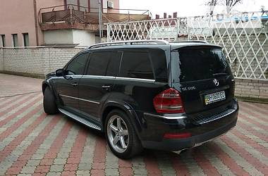 Mercedes-Benz GL 550  2008