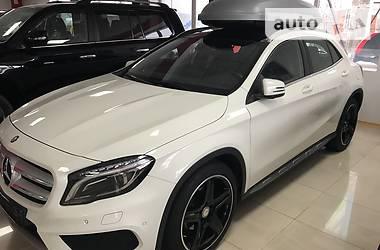 Mercedes-Benz GLA-Class AMG-LINE-PANORAMA 2016