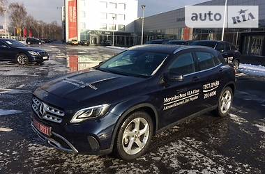 Mercedes-Benz GLA-Class 200d 4Matic 2017