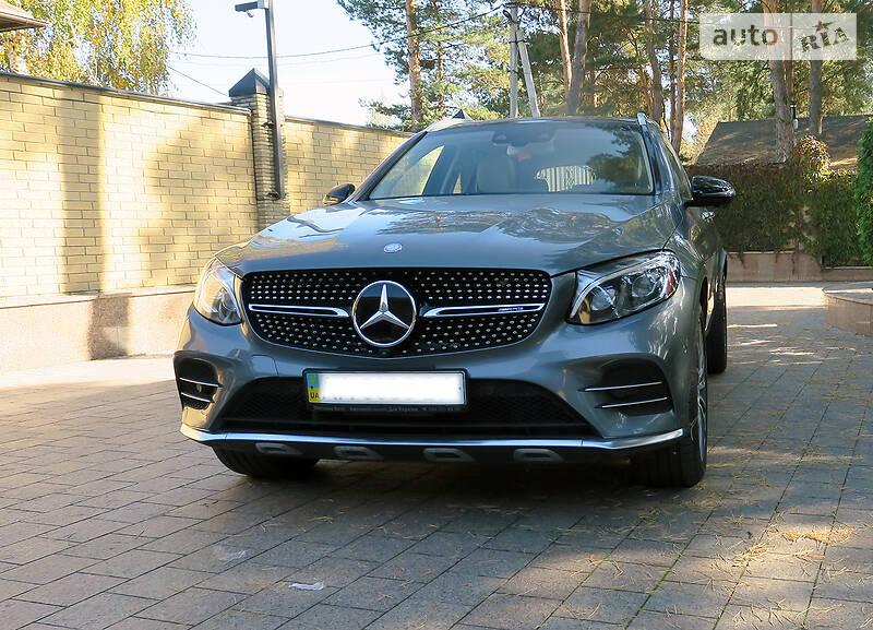 Mercedes-Benz GLC 43