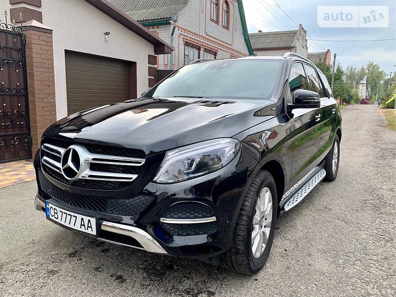 Mercedes-Benz GLE 250