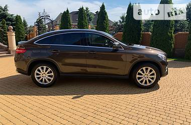 Mercedes-Benz GLE 350 Coupe  2016