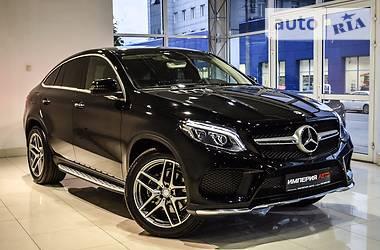 Mercedes-Benz GLE-Class AMG 2017