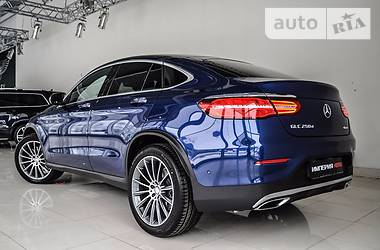 Mercedes-Benz GLE-Class GLC-Coupe AMG Full 2016