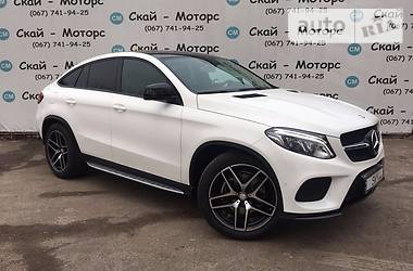 Mercedes-Benz GLE-Class COUPE 2017