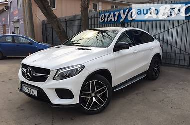 Mercedes-Benz GLE-Class 350 AMG Coupe 2017