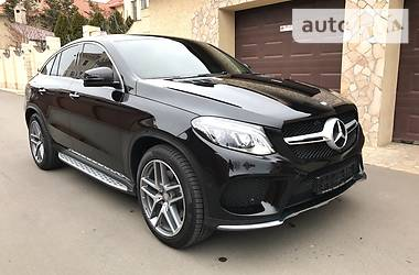 Mercedes-Benz GLE-Class amg coupe 2017