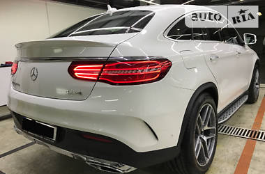 Mercedes-Benz GLE-Class 350d CUPE-AMG 2017