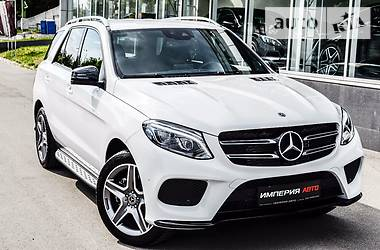 Mercedes-Benz GLE-Class AMG Night 2017
