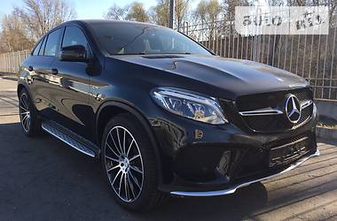 Mercedes-Benz GLE-Class 43 AMG FULL 2017