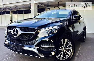 Mercedes-Benz GLE-Class 350d 2016