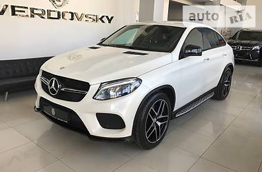 Mercedes-Benz GLE-Class 400 AMG Coupe 2015