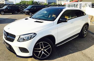 Mercedes-Benz GLE-Class Coupe AMG 2016