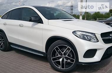 Mercedes-Benz GLE-Class GLE 350 Coupe AMG  2017